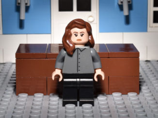 LEGO Hamlet Characters: Horatia, as Played by Caroline Martin