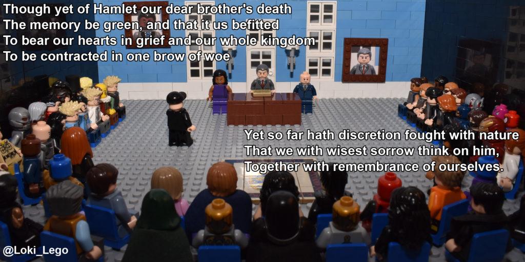 LEGO Hamlet