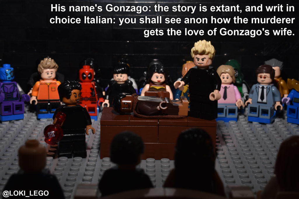 L:EGO Hamlet