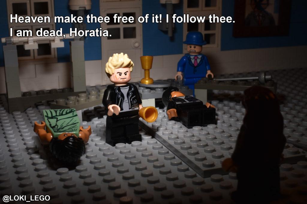 LEGO Hamlet;