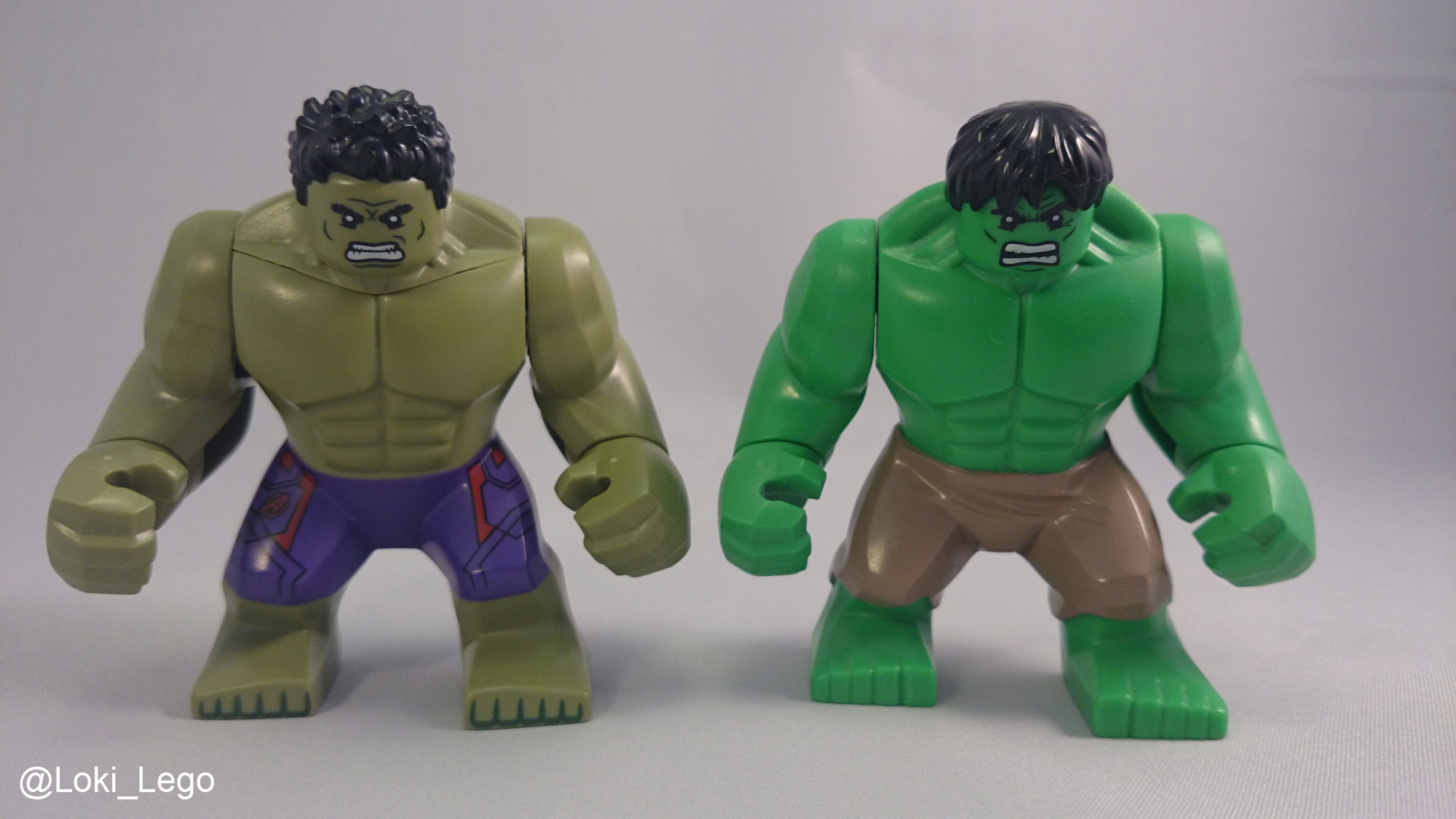 lego avengers hulk vs thor - photo #17