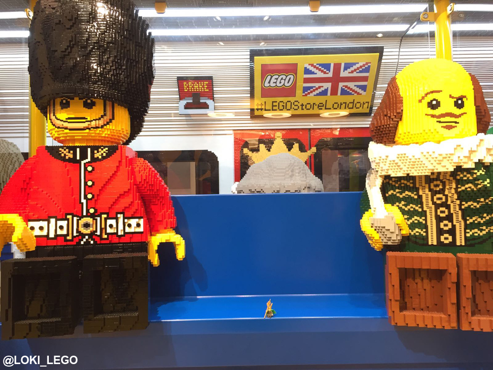I Attend the Opening of LEGO Store London in Leicester Square, the ...