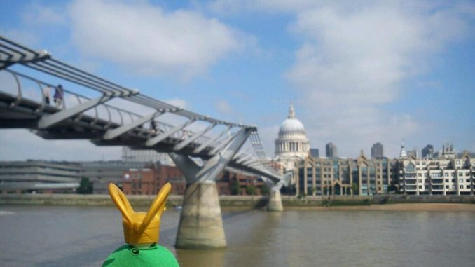 Lego Loki Marvel Filming location visit Guardians of the galaxy