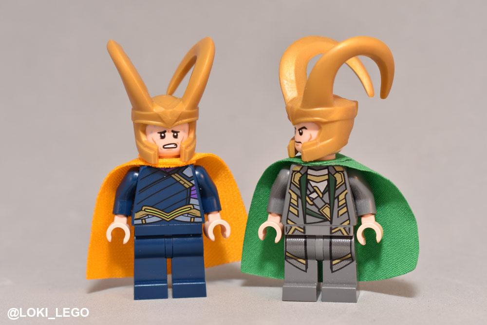 New Lego Loki