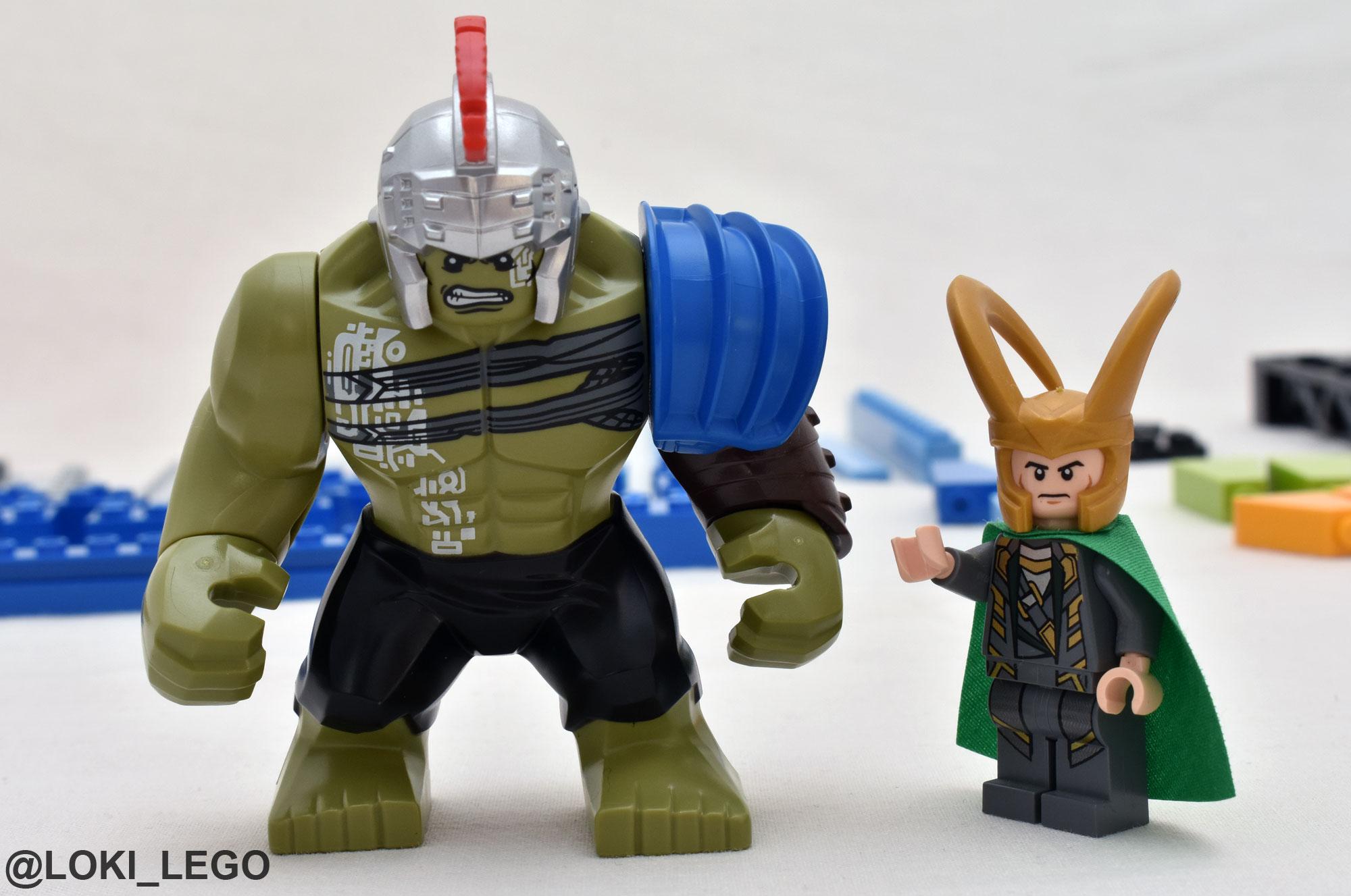lego avengers hulk vs thor - photo #21