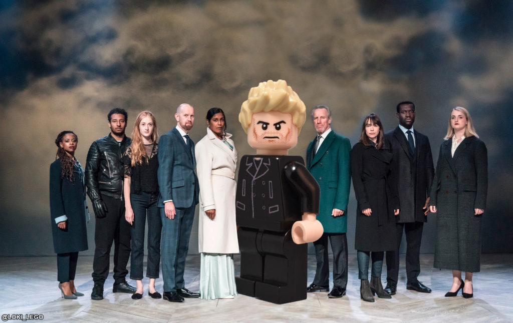 LEGO RADA Hamlet
