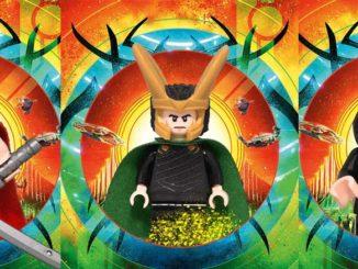 New Thor Ragnarok Character Poster