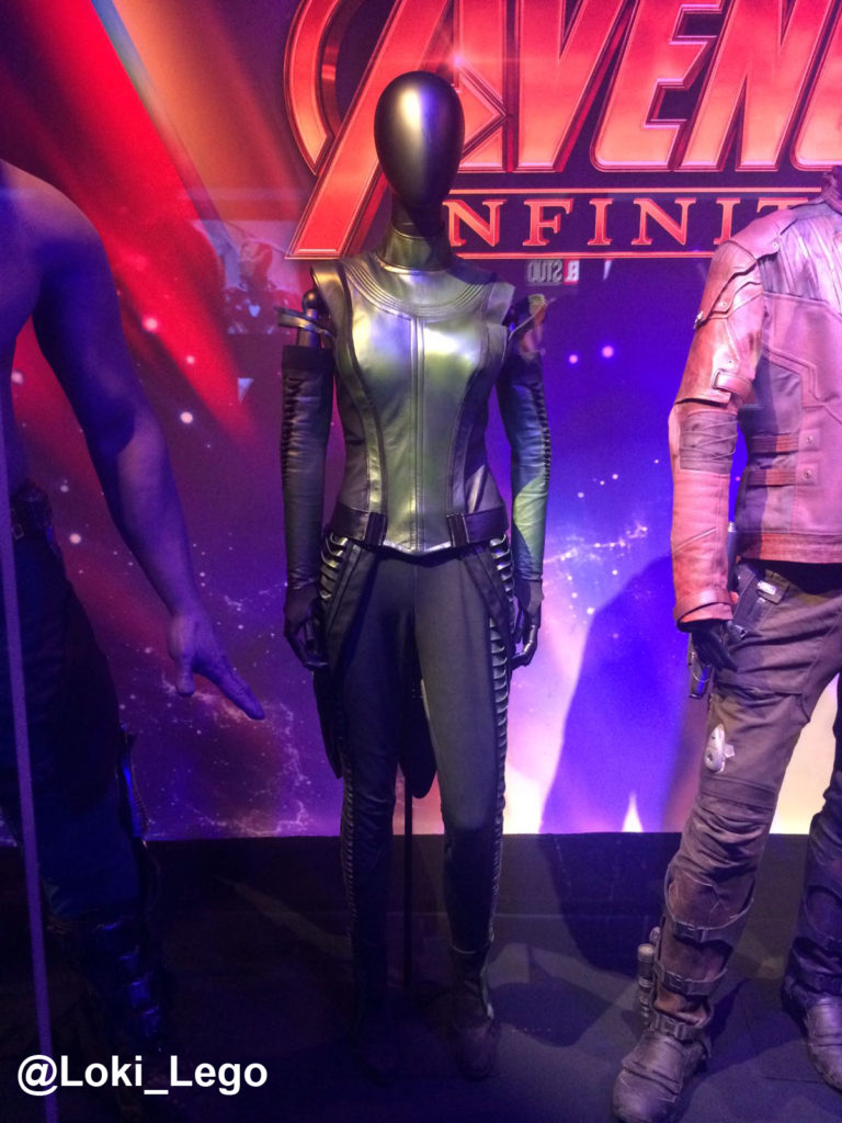Avengers: Infinity War costumes at the El Capitan Theatre