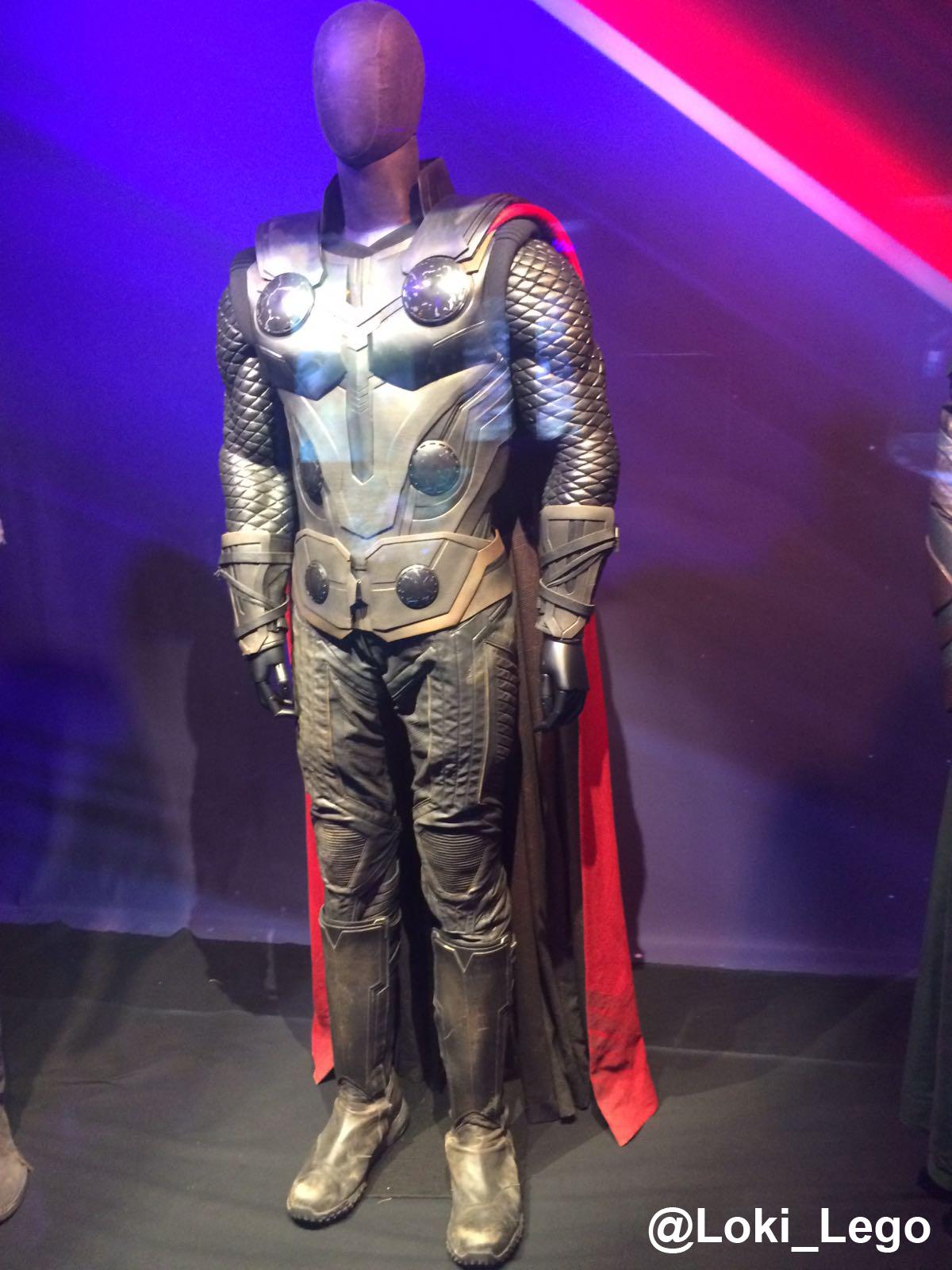 Avengers Infinity War Costumes At The El Capitan Theatre