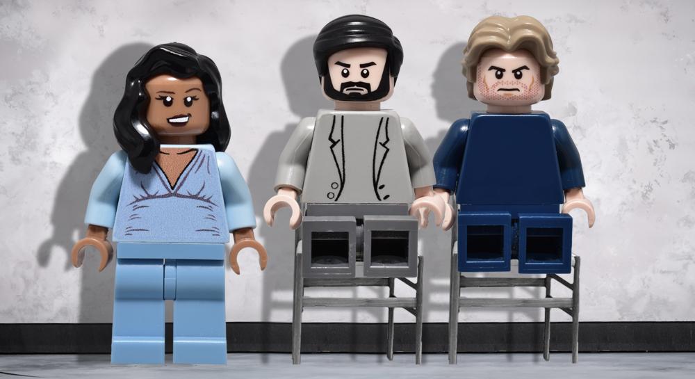 LEGO BETRAYAL