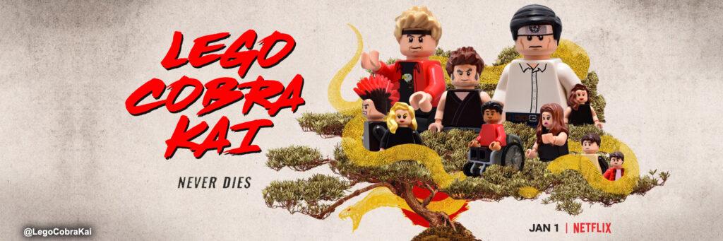 Lego Cobra Kai